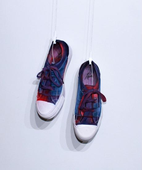 Needles:Asymmetric Ghillie Sneaker - Uneven Dye