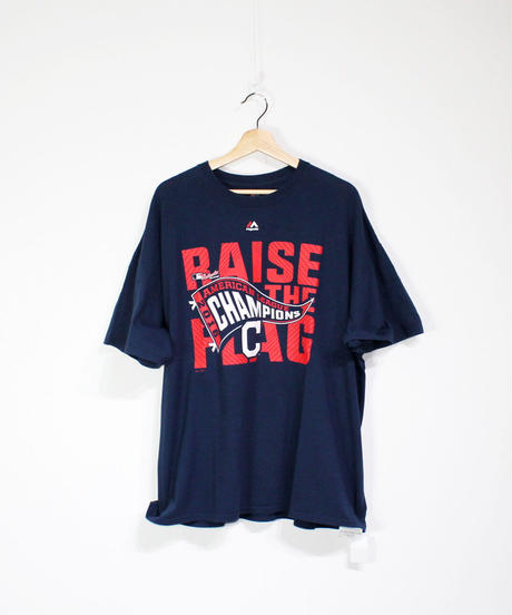 used:Cleveland Indians 2016 Champion Tee