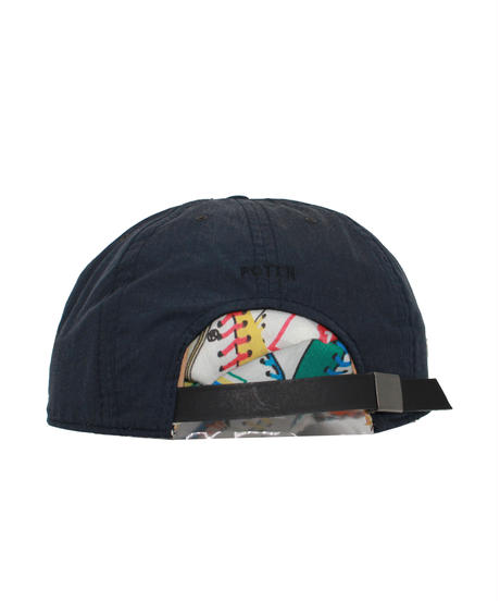 POTEN:TAMANIWA SP Patch CAP - NYLON Water Repellent