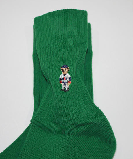 ROSTER SOX:BEAR SOCKS