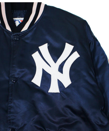 used:New York Yankees STARTER BB JKT - L size #2
