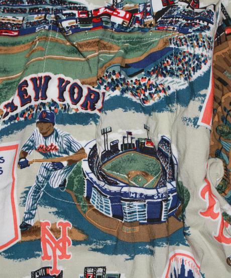 used:reyn spooner New York Mets Aloha -XXL