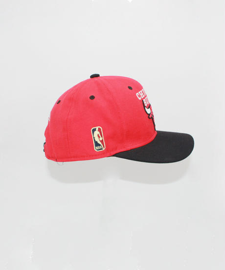 used : MITCHELL&NESS Chicago Bulls CAP - ADJUSTABLE
