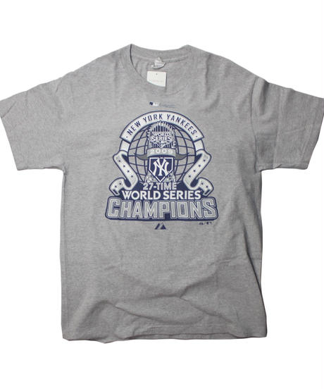 NEW YORK YANKEES  USEDtee -SIZE L