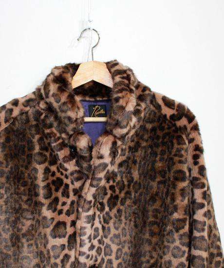 Needles:  S.C. Car Coat - Faux Fur