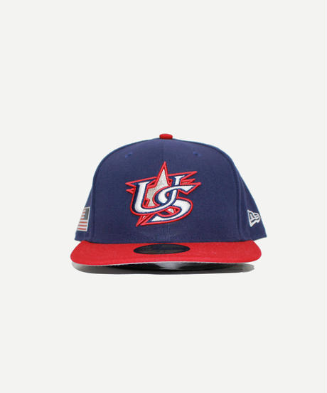 NEWERA :59FIFTY - WBC U.S.A.