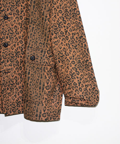 South2 West8:HUNTING SHIRT FLANNEL PT.  - LEOPARD