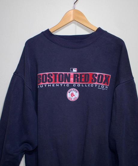 used:majestic Boston Red Sox SWEAT