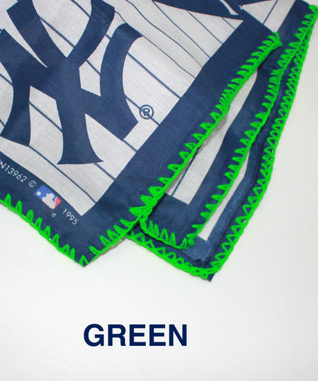 INFIELDER DESIGN:Stitch Bandana  MLB