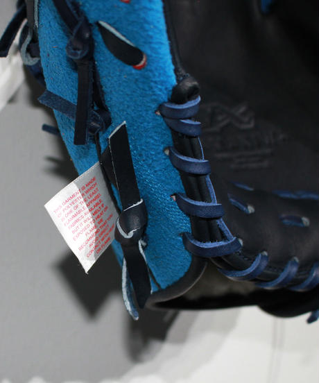 TAMANIWA:ATOMS remake glove - Fleece(Lt.Blue)