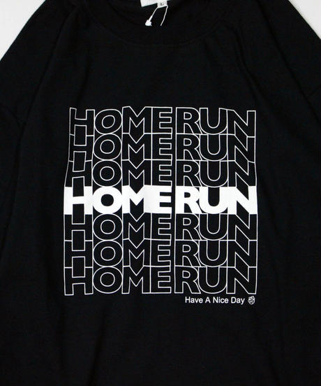 TAMANIWA:HOMERUN LONG SLEEVE TEE