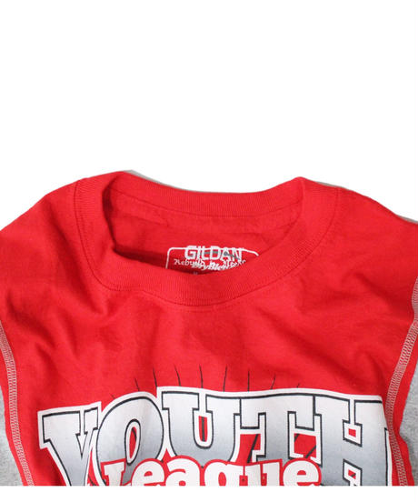 Rebuild by Needles:7 Cuts S/S Tee College - L size #4
