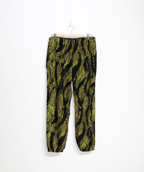 Needles Sportwear:Zipped Warm-Up Pants  - Tiger camo
