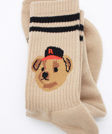 ROSTER SOX:TEAM BEAR SOCKS  - COLOR