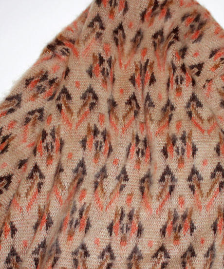 Needles :  Mohair Cardigan - TRIANGLE