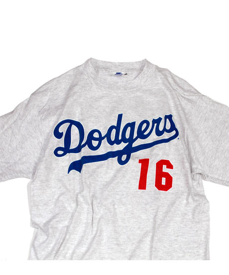 deadstock:Los Angeles Dodgers #16 NOMO Tee #18