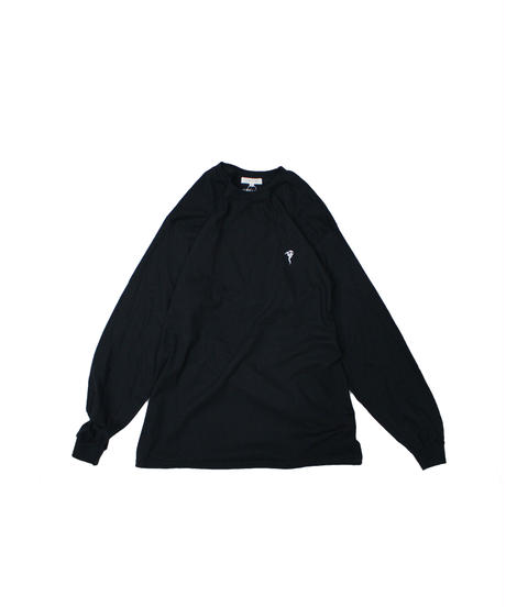 TAMANIWA: PLAYER  silhouette - Long Sleeve Tee
