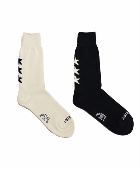 ROSTER SOX:3 STAR SOCKS