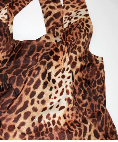 INFIELDER DESIGN:nylon Eco Bag - pattern