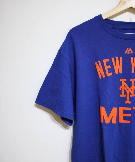 used:majestic New York Mets Tee