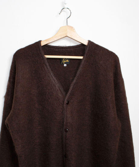 Needles:Mohair Cardigan - Solid