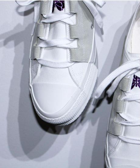 NEEDLES - Asymmetric Ghillie  Sneaker