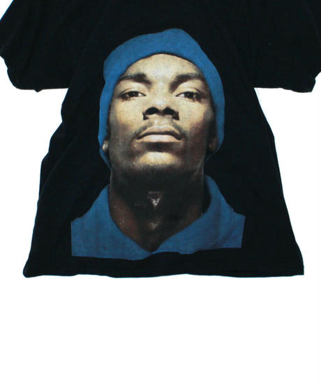 License tee:SNOOP DOGG BEANIE PROFILE TEE