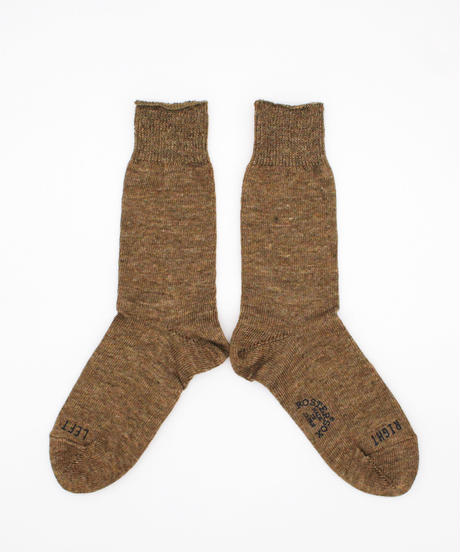 ROSTER SOX:LINEN by X