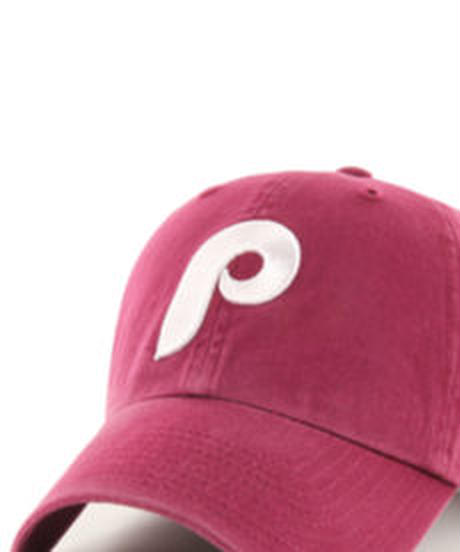 '47:CLEAN UP - TEAM LOGO CAP #5