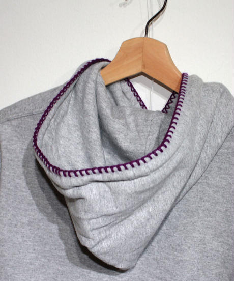 TAMANIWA:Stitch Hoodie