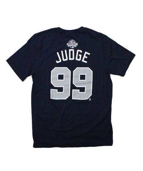 majestic name&number 2018 ALLSTAR #99 JUDGE