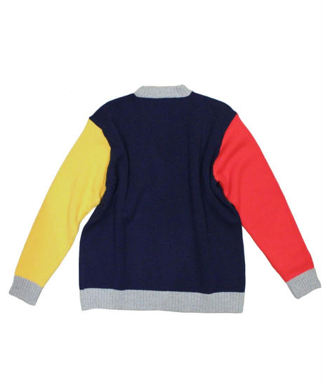 COUNTRY OF ORIGIN TRICO KNIT -  M size