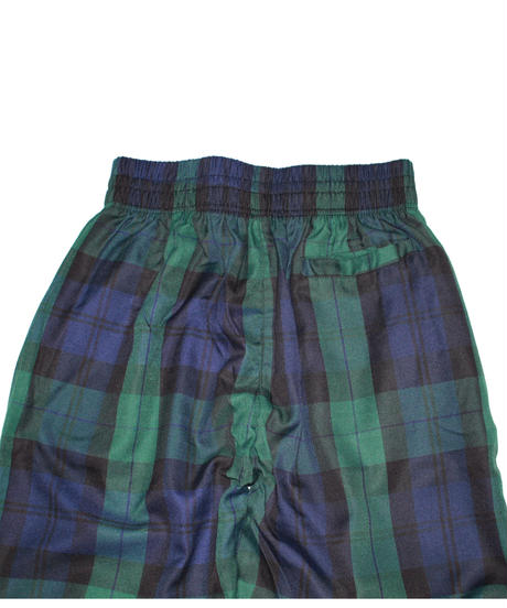 HERITAGE OF SCOTLAND:CHECK PANT - L size