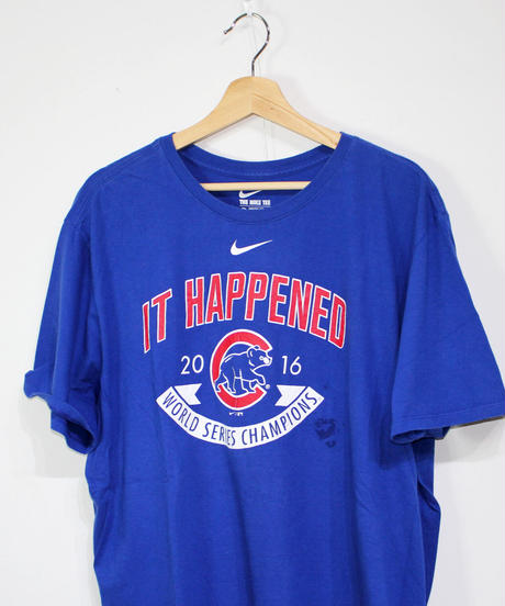 used:Chicago Cubs  2016 NIKE Tee - XXL size