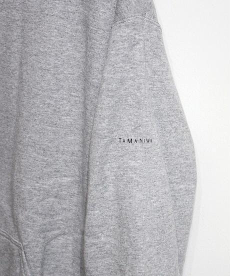 TAMANIWA:ball park  Hoodie Sweat - back print  logo (JACSON)