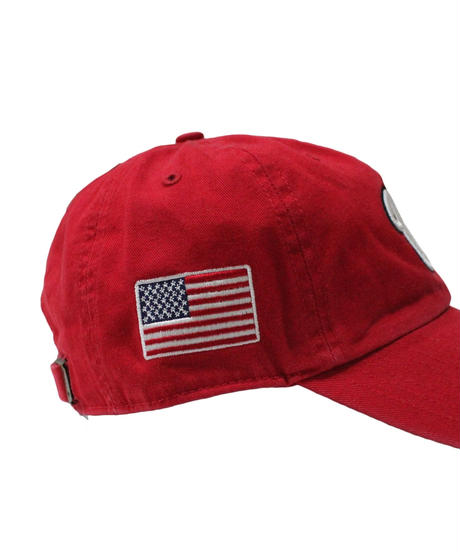 47brand  CLEAN UP -  USA FLAG TEAM LOGO CAP  ①