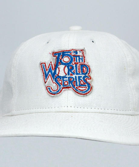 POTEN:TAMANIWA SP Patch CAP - White