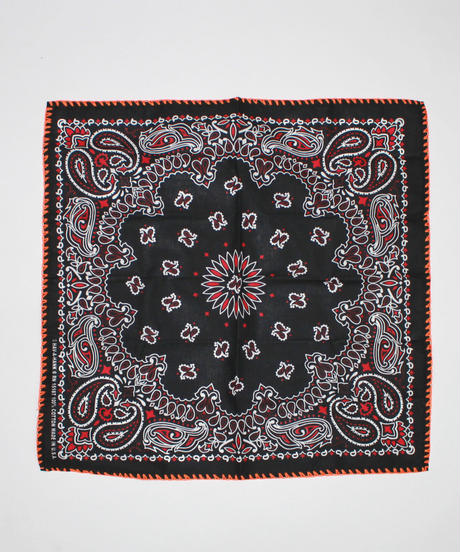 INFIELDER DESIGN:Stitch Bandana - BLACK