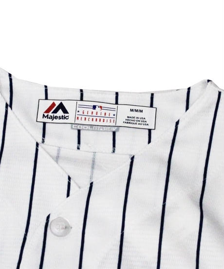 majestic - New York Yankees game shirts #2 #31