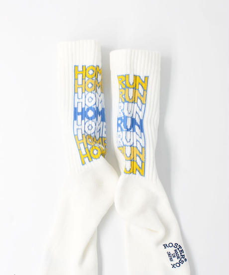 ROSTER SOX:HOME RUN
