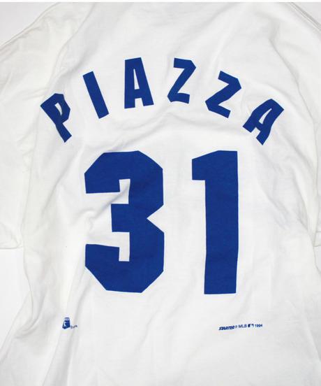 used:Los Angeles Dodgers #31 PIAZZA TEE
