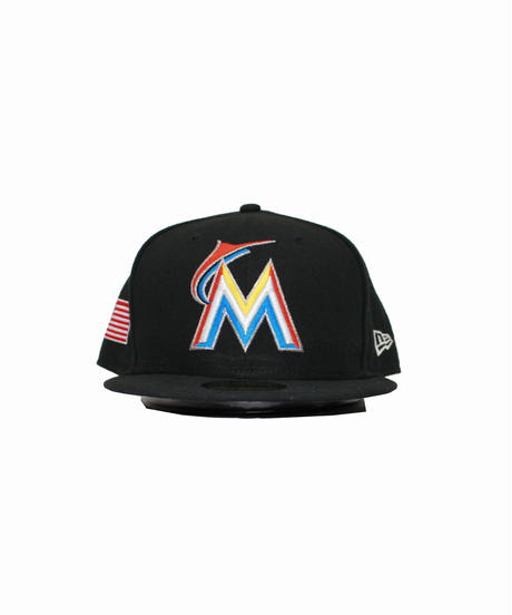 NEWERA :59FIFTY - Marlins・Dodgers