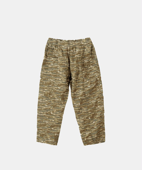 South2 West8:Army String Pant Printed Flannel Camouflage -  Trout