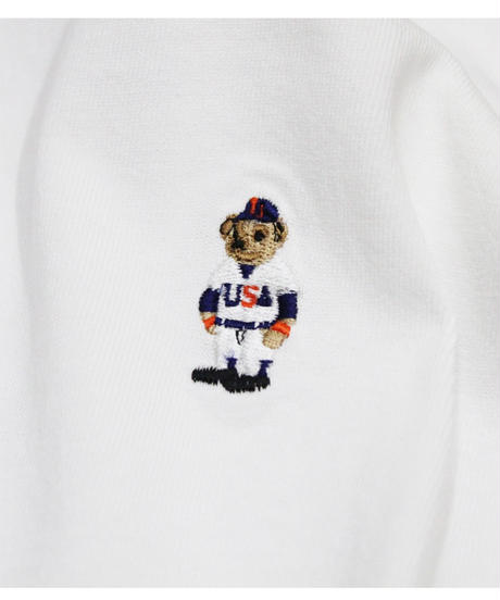 TAMANIWA: BASE BALL BEAR TEE