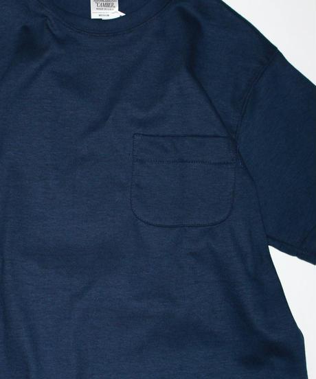 CAMBER:マックスウェイト クルーネックポケットTシャツ