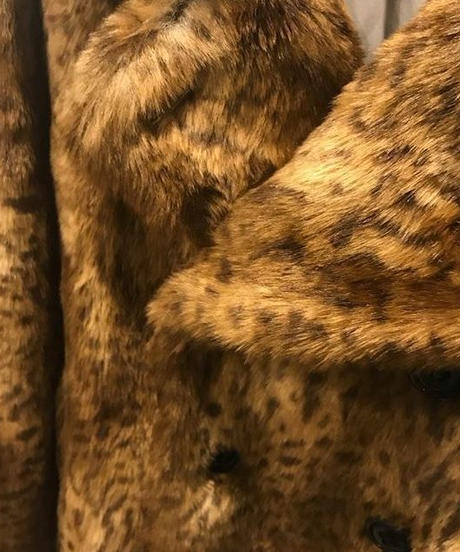 Needles PEA COAT  ACRYLIC FUR