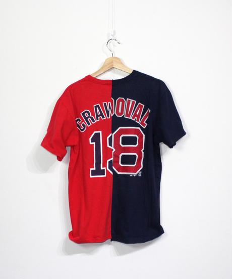 TAMANIWA:MLB half remake tee #51  #52  #53