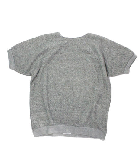 COPY CAT   -  OLD SHORT SLEEVE SWAET COMPOSER GREY③ - size ASORT