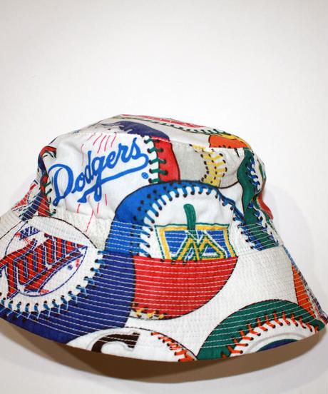 INFIELDER DESIGN:MLB Bucket  Hat