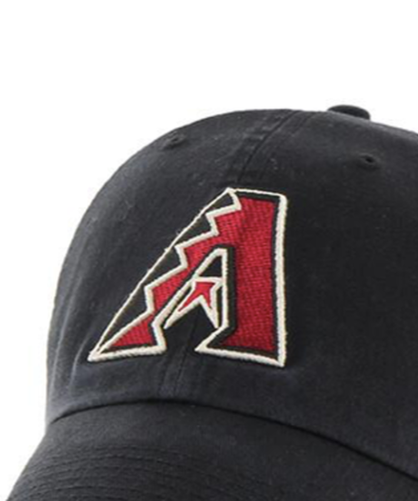 '47:CLEAN UP - TEAM LOGO CAP #3